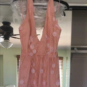 Windsor Dresses - Windsor pink flower dress